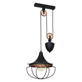 Lampa wisząca DANTON II BLACK S 902G1/S ALDEX 902G1/S