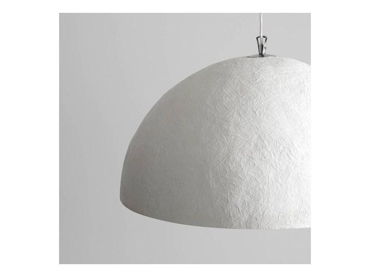 Lampa wisząca SIMI 3 WHITE L 766E ALDEX 766E Lampa z kloszem Tworzywo sztuczne Funkcje Brak dodatkowych funkcji Metal Kolor Biały