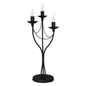 Lampa stołowa RÓŻA 3 BLACK 397B1/D ALDEX 397B1/D