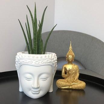 Osłonka ozdobna Budda (Kolor: Czarny)