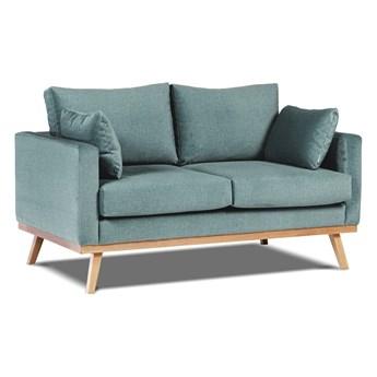 Sofa Bräken 2-osobowa (Deluxe - welur łatwozmywalny Surf :deluxe/SURF)