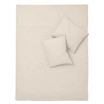 Pościel beżowa bawełna basic