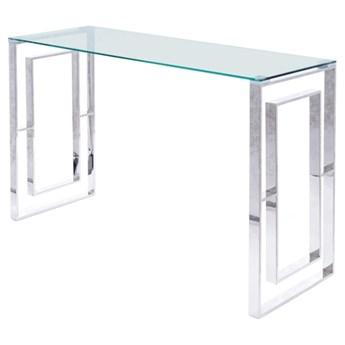 SELSEY Konsola szklana Tanren 120x40 cm