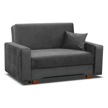 Fotel 2 osobowy rozkładany z funkcją spania LUX-2 / kolory