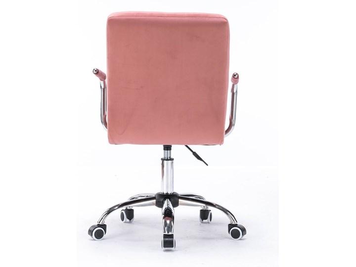 Krzesło biurowe obrotowe HARIS (SC-ZT1305) / Ciemny różowy Krzesło do biurka Pomieszczenie Biuro i pracownia