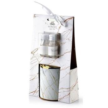 ESTETIC zestaw prezentowy kominek z olejkami w ozdobnym opakowaniu