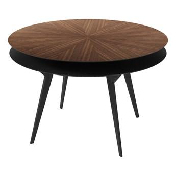 SELSEY Stół okrągły Luzenco o średnicy 120 cm