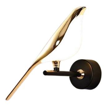 N-gale - kinkiet nowoczesny ptak LED