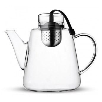 Dzbanek do herbaty z sitkiem Vialli Design Tea, 1,5 l