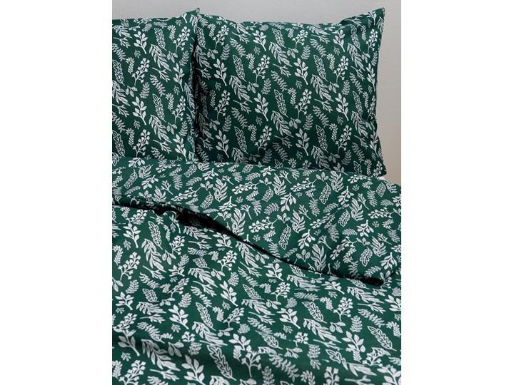 Sinsay - Komplet pościeli bawełnianej - Turkusowy Kolor Szary 160x200 cm Bawełna Kategoria Komplety pościeli