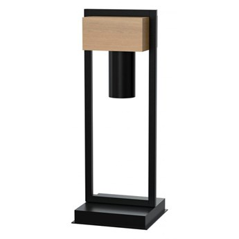 Lampa stołowa WEST BLACK 1xGU10 MLP5515 MiLAGRO MLP5515