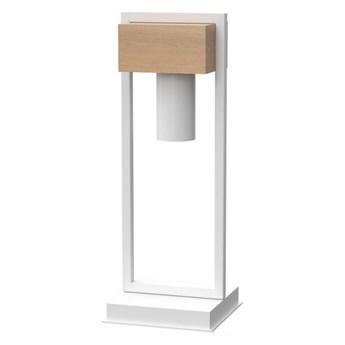 Lampa stołowa WEST WHITE 1xGU10 MLP5506 MiLAGRO MLP5506