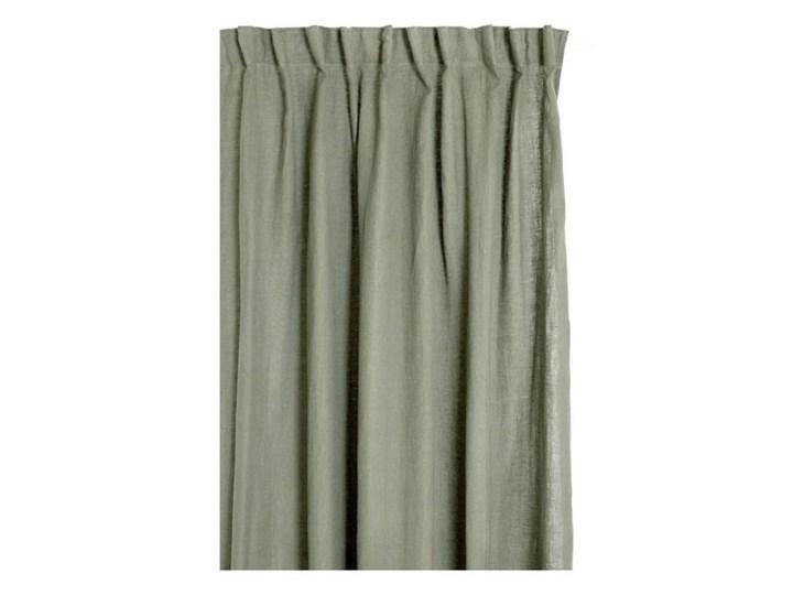 Lniana zasłona Sunshine z taśmą w kolorze zielonym 140x290 HIMLA 260x260 cm Ręcznik kąpielowy 100x150 cm Frotte Komplet ręczników Kategoria Ręczniki Bawełna Kolor Beżowy