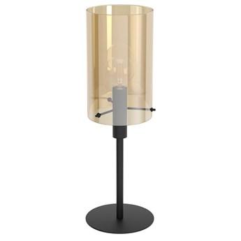 Eglo 39541 - Lampa stołowa POLVERARA 1xE27/40W/230V