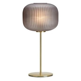 Markslöjd 107820 - Lampa stołowa SOBER 1xE27/60W/230V mosiądz