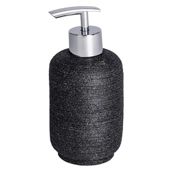 Ciemnoszary dozownik do mydła Wenko Goa