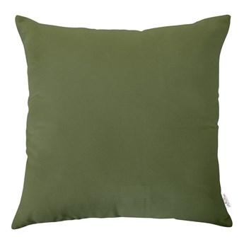 Zielona poszewka na poduszkę Mike & Co. NEW YORK Duskwood, 43x43 cm