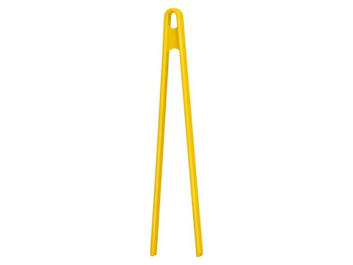 Żółte szczypce silikonowe Premier Housewares Zing