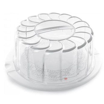 Pojemnik na tort Snips Cake White