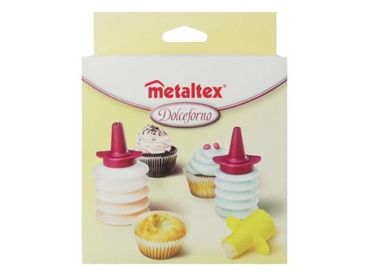 Zestaw do przygotowania ciastek Metaltex Cupcake & Muffin Dekoratory Kategoria Dekoracja wypieków