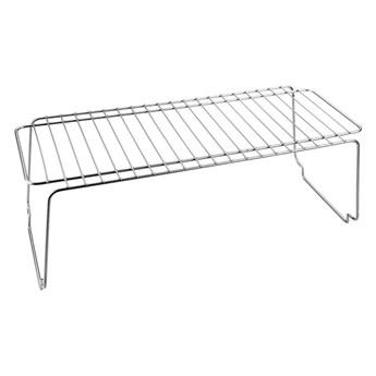 Dodatkowa półka do szafki kuchennej Metaltex Polo, szer. 19 cm