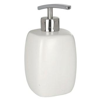 Biały dozownik do mydła Wenko Faro
