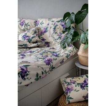 Bawełniana pościel Cotton House Violeta, 140x200 cm