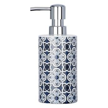 Niebieski dozownik do mydła Wenko Murcia