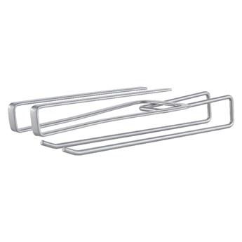 Uchwyt pod półkę na kieliszki/kubki/ściereczkę Metaltex, dł. 8 cm