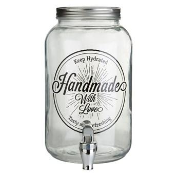 Szklany słój z kranikiem Premier Housewares, 3,5 l