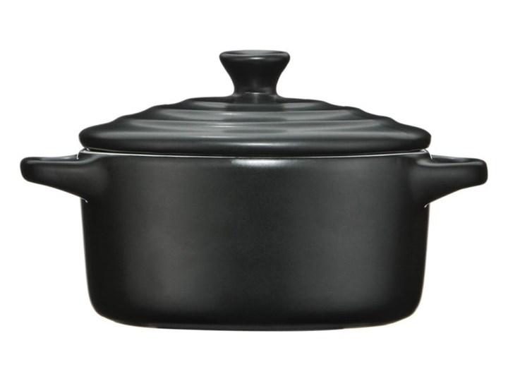 Mały czarne naczynie do zapiekania Premier Housewares, 230 ml