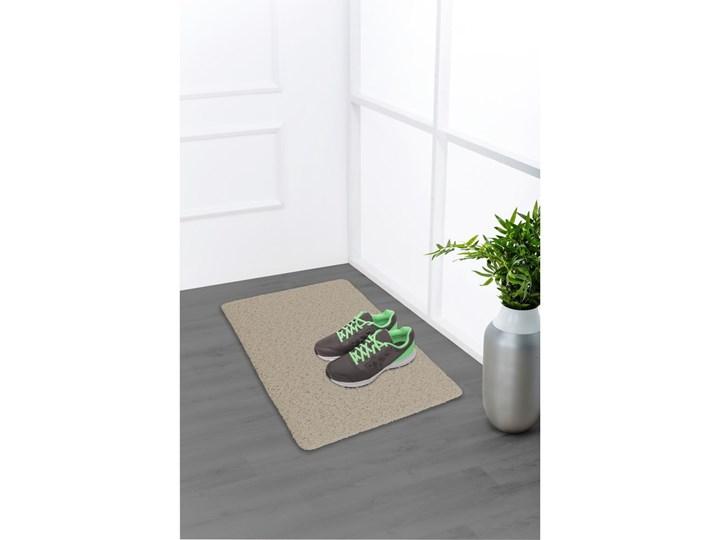 Szarobeżowy dywanik odpowiedni do domu i na zewnątrz Wenko Mona, 80x50 cm 50x80 cm Prostokątny 40x60 cm Kategoria Dywaniki łazienkowe