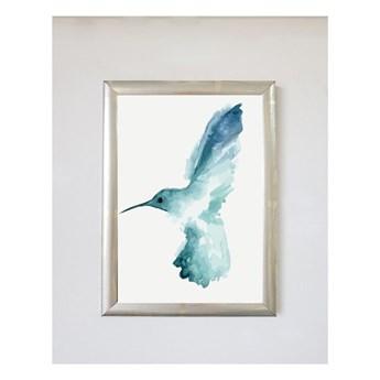 Plakat w ramce Piacenza Art Bird Left, 30x20 cm