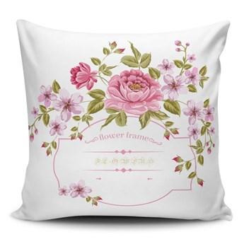 Poduszka z domieszką bawełny Cushion Love Calerto, 45x45 cm