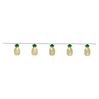 Girlanda świetlna LED Star Trading Party Pineapple, 10 lampek