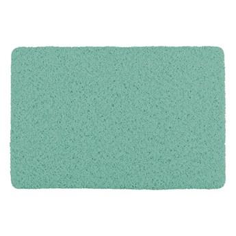 Zielony dywanik odpowiedni do domu i na zewnątrz Wenko Mona, 80x50 cm
