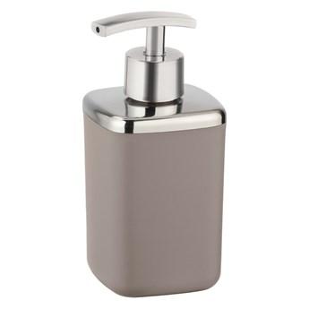 Brązowobeżowy dozownik do mydła Wenko Barcelona