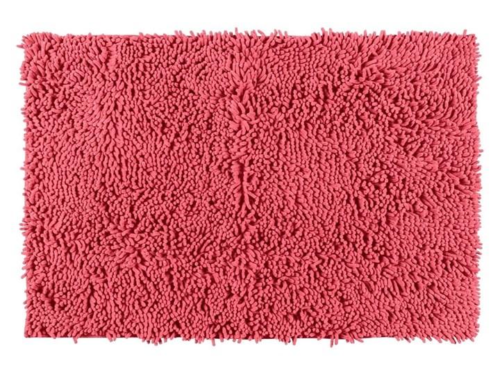 Koralowy dywanik łazienkowy Wenko Coral, 80x50 cm