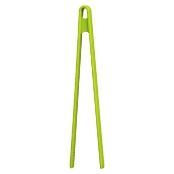 Limonkowe szczypce silikonowe Premier Housewares Zing