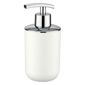 Biały dozownik do mydła Wenko Brasil