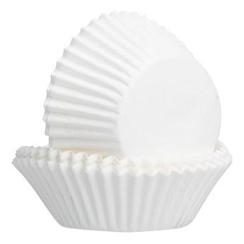 Zestaw 50 szt. papilotek w białym kolorze Mason Cash Baking