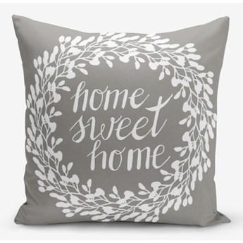 Poszewka na poduszkę z domieszką bawełny Minimalist Cushion Covers Sweet Home, 45x45 cm