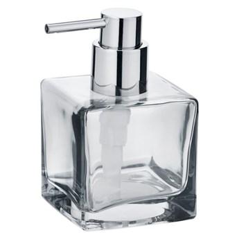 Szklany dozownik do mydła Wenko Lavit, 280 ml