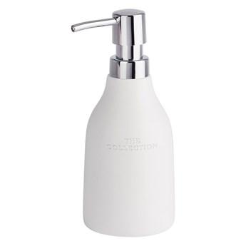 Biały dozownik do mydła Wenko The Collection