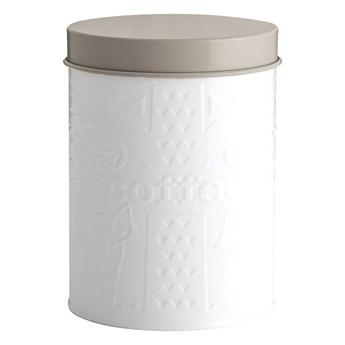 Biały pojemnik na kawę Mason Cash In the Forest, 1,3 l