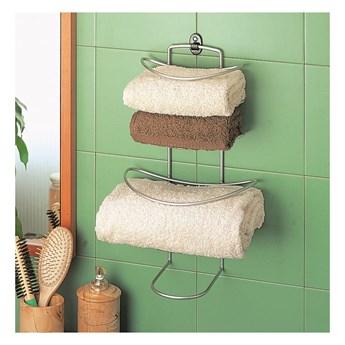 Wieszak na ręczniki Metaltex Onda, 41 cm