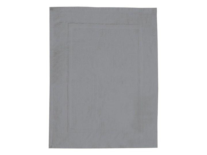 Szary bawełniany dywanik łazienkowy Wenko, 50x70 cm