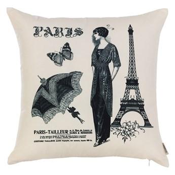 Poszewka na poduszkę Mike & Co. NEW YORK Paris, 43x43 cm