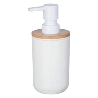 Biały dozownik do mydła Wenko Posa