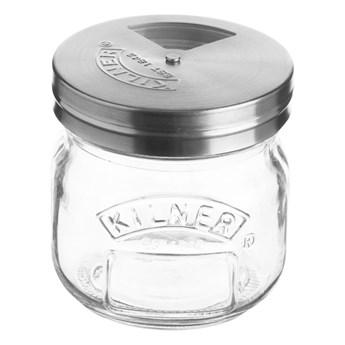 Słoik na przyprawy z wielofunkcyjnym wieczkiem Kilner, 0,25 ml